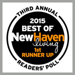 3rd Annual Best of New Haven Living - Reader's Poll 2015