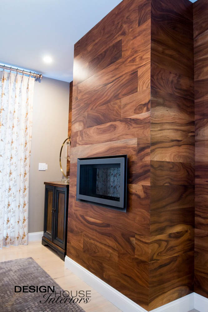 interior design wall treatments