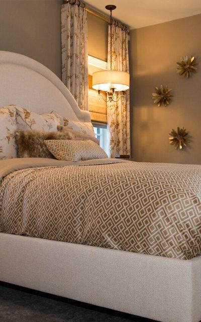 interior design bedding design inspiration
